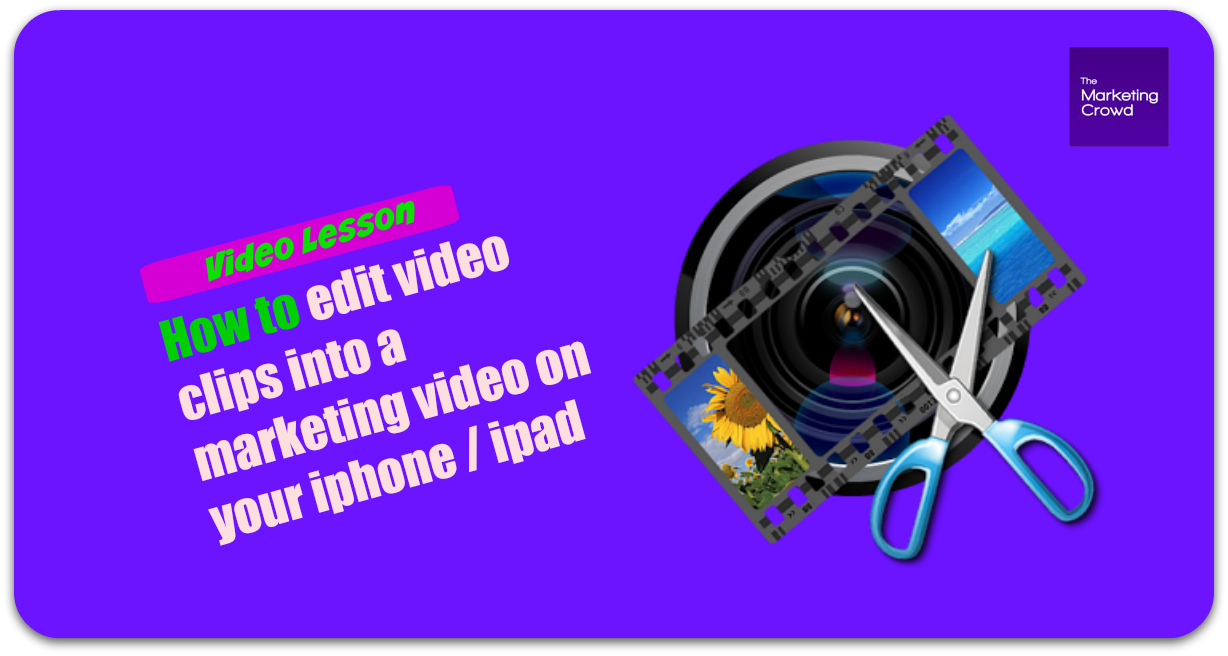 Ipad And Would You Like To Be  Able To Add Them Together In Order To Make A Video?