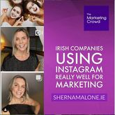 irish companies using Instagram for marketing